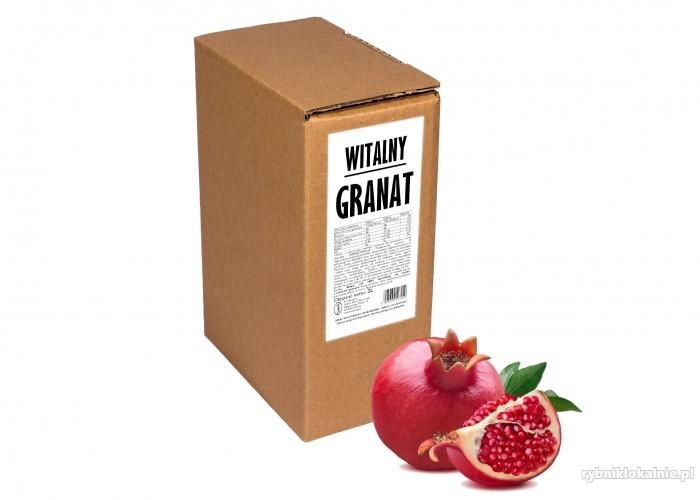 GRANAT 100% sok z granatu 3l naturalny tłoczony